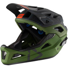 Leatt DBX 3.0 Enduro Fietshelm, forest